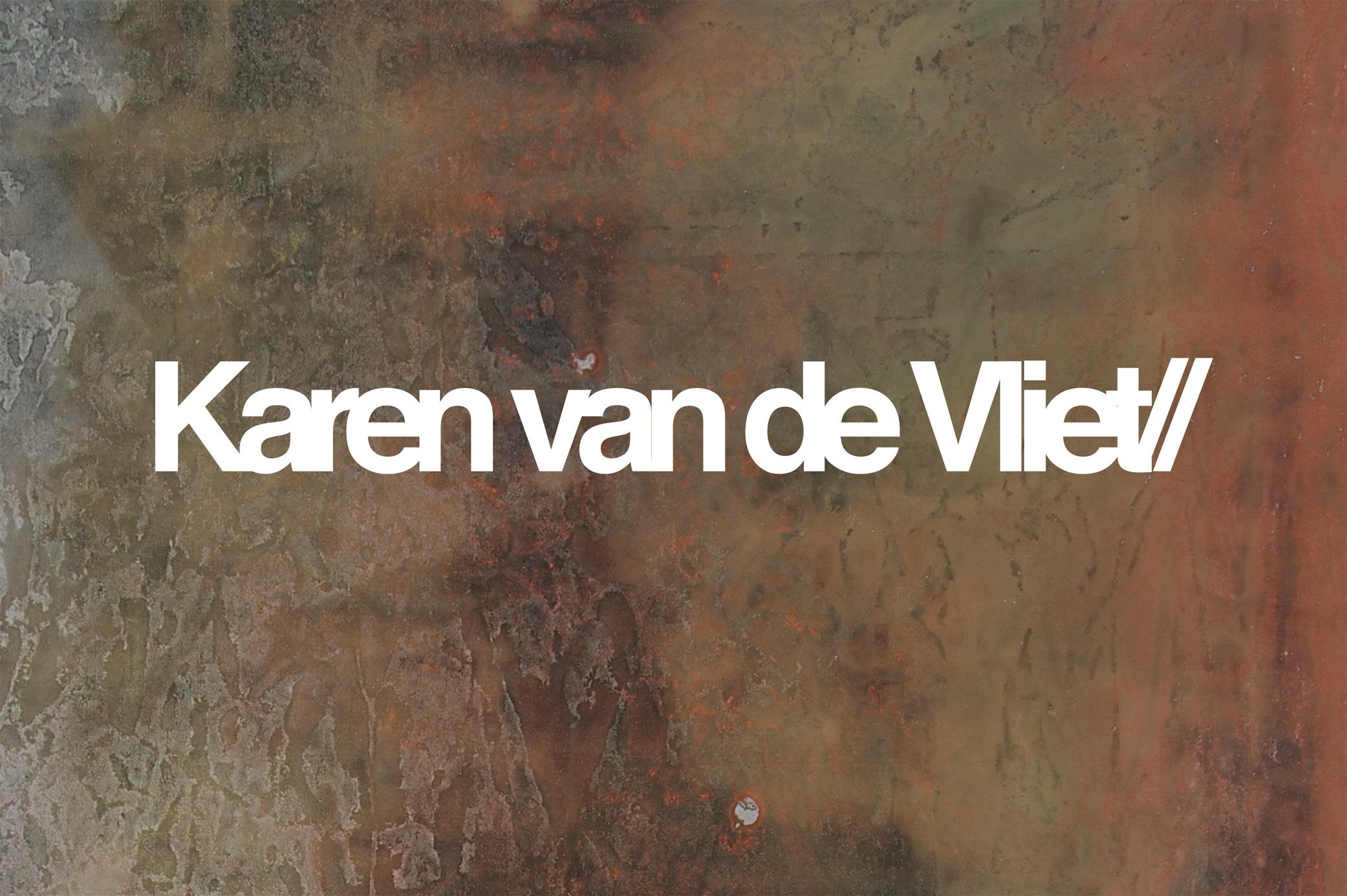 Karen Van De Vliet